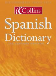 Cover of: Collins Spanish Dictionary | Harper Collins Publishers