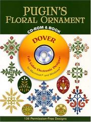 Cover of: Pugin's Floral Ornament CD-ROM and Book