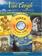 Cover of: Van Gogh Paintings and Drawings CD-ROM and Book