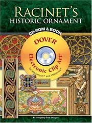 Cover of: Racinet's Historic Ornament CD-ROM and Book