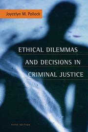 criminal justice ethical issues essays Read this essay on criminal justice ethics paper come browse our large digital warehouse of free sample essays get the knowledge you need in order to pass your.