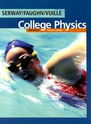 Cover of: Enhanced College Physics (with PhysicsNOW)