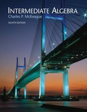 Cover of: Intermediate Algebra, Non-media Edition