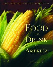 Cover of: The Oxford Encyclopedia of Food and Drink in America | Andrew F. Smith
