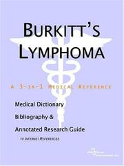 Cover of: Burkitt