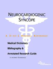 Cover of: Neurocardiogenic Syncope