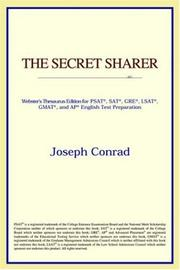 Cover of: The Secret Sharer