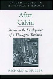 Cover of: After Calvin | Richard A. Muller