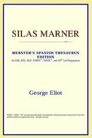 Cover of: Silas Marner (Webster