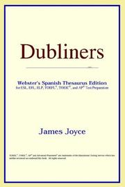 Cover of: Dubliners