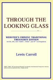 Cover of: Through the Looking Glass