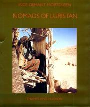 Cover of: Nomads of Luristan | Inge Demant Mortensen