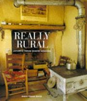 Cover of: Really rural