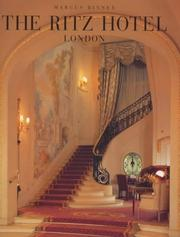 Cover of: The Ritz Hotel London