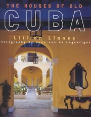 Cover of: The houses of old Cuba