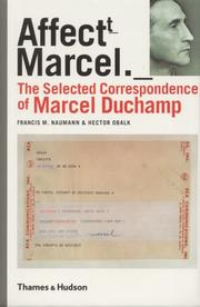 Cover of: The Selected Correspondence of Marcel Duchamp