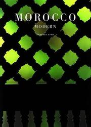 Cover of: Morocco Modern (World Design)