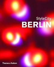 Cover of: StyleCity Berlin | Sian Tichar