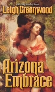 Cover of: Arizona embrace