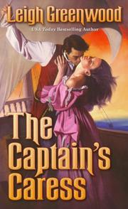 Cover of: The Captain's Caress
