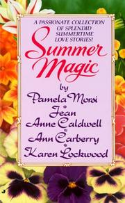Cover of: Summer magic