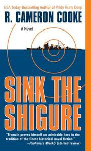 Cover of: Sink the Shigure | R. Cameron Cooke