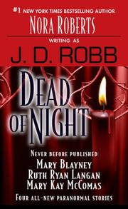 Cover of: Dead of Night | Nora Roberts, Mary Blayney, Ruth Ryan Langan, Mary Kay McComas