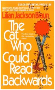 Cover of: Cat Who Could Read Backwards, The