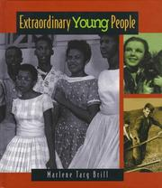 Cover of: Extraordinary young people