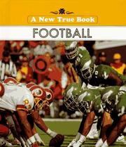 Cover of: Football