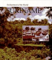 Cover of: Suriname