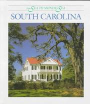 Cover of: South Carolina: From Sea to Shining Sea (From Sea to Shining Sea Series)
