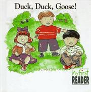 Cover of: Duck, duck, goose!