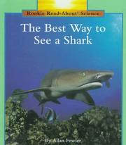 Cover of: The best way to see a shark | Allan Fowler