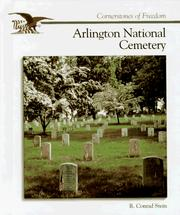 Cover of: The story of Arlington National Cemetery