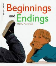 Cover of: Beginnings and Endings | Henry Arthur Pluckrose