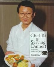 Cover of: Chef Ki is serving dinner!