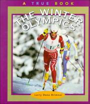 Cover of: The Winter Olympics | Larry Dane Brimner