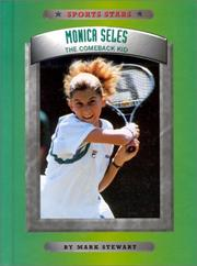Cover of: Monica Seles: the comeback kid