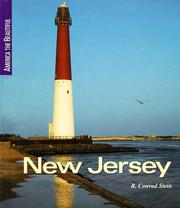 Cover of: New Jersey | R. Conrad Stein