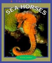Cover of: Sea Horses