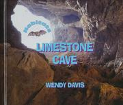 Cover of: Limestone cave | Wendy Davis