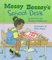 Cover of: Messy Bessey's school desk