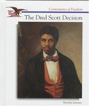 Cover of: The Dred Scott decision | Brendan January