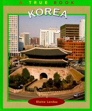 Cover of: Korea