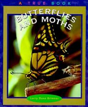 Cover of: Butterflies and Moths