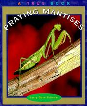 Cover of: Praying Mantises