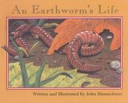 Cover of: An earthworm's life