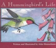 Cover of: A Hummingbird's Life (Nature Upclose)