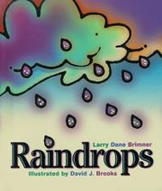 Cover of: Raindrops | Larry Dane Brimner